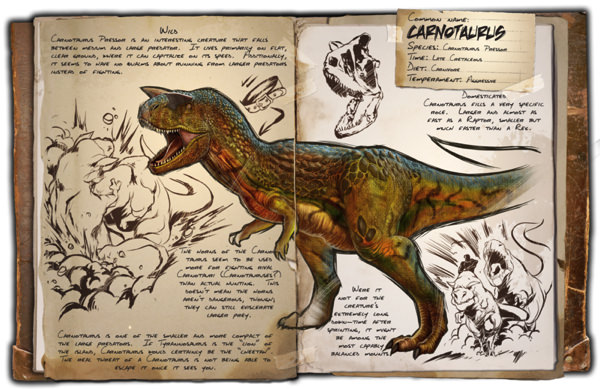 ティラノサウルス アーク